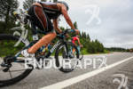 Christopher Boudreaux on bike at the Ironman Coeur d' Alene…