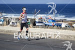 Triathlete , on the run portion of the Ironman 70.3…