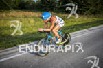 Mirinda Carfrae riding Felt DA at Ironman Muncie 70.3