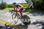 Crowie at the Ironman 70.3 Racine, in Racine, Wisconsin on…