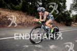 Heather 'Action' Jackson on bike at the 2012 Ironman 70.3…