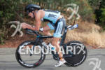 Greg Bennett on bike at the 2012 Ironman 70.3 Vineman…
