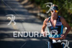 Greg Bennett on run at the 2012 Ironman 70.3 Vineman…