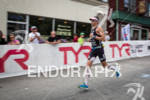 Andy Potts extends his lead on the run at the…