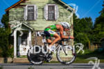 Pete Jacobs on first bike  lap at the 2012 Ironman…
