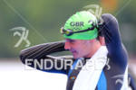 Alistair BROWNLEE (GBR) before the start at the 2012 London…