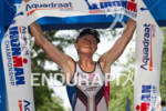 Mary Beth Ellis wins the 2012 Ironman U.S. Championships on…