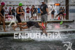 Age grouper time trial start at the 2012 Ironman Louisville…