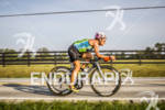 Bree Wee picking up the pace at the 2012 Ironman…