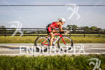 Jessica Smith riding at the 2012 Ironman Louisville on August…