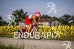 Ed Donner passing along tobacco fields at the 2012 Ironman…