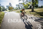 One of the fastest age groupers on his Ride Blue…