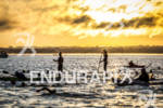 Age groupers early in the morning at 2012 Ironman Wisconsin…