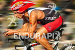 Blake Becker on the bike at the 2012 Ironman Wisconsin…