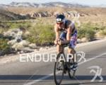 Paul Amey, GBR on the bike course at the 2012…