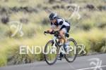 Athlete during her bike training for  the 2012 Ironman World…