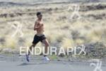 Andreas Raelert on a run workout at noon in the…
