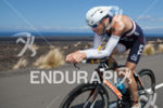 Andy Potts on bike at the Ironman World Championship in…