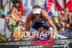 Pete Jacobs celebrates after winning at the Ironman World Championship…