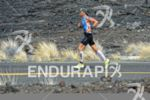 Timo Bracht on the run portion at the Ironman World…