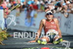 Jeremy Jurciewicz at finish line of the Ironman World Championship…