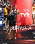 Mirinda Carfrae at the Ironman World Championship in Kailua-Kona, Hawaii…