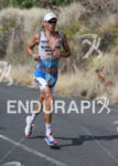 Andreas Raelert late in the run of the Ironman World…
