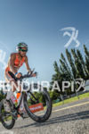 Roberto Andres Rivera at the Ironman 70.3 Pucon in Pucon,…