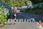 Lucas Cocha at the Ironman 70.3 Pucon in Pucon, Chile…