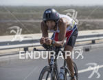 Omar Nour at the 2013 Abu Dhabi International Triathlon, March…