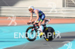 Frederik VAN LIERDE (BEL) on the bike at Yas Marina…