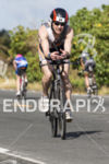 Andrea Hutchins, USA, at the 2013 Ironman San Juan 70.3…