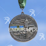 Finisher Medal at the 2013 Ironman San Juan 70.3  March…
