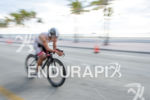 Sixth place overall Guido Perez (BIB #30) cycling during 2575…