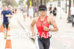 Leslie Hendriks from Cancun/MEX runs at Fort Lauderdale beach during…