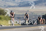 The lead pack on the big climb at the 2013…