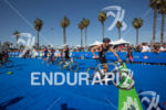 Jan Frodeno (GEN) exits T1 at the 2013 ITU World…