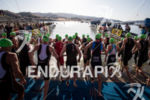 Elite Men start the swim at the Wildflower Triathlon on…
