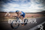 Sebastian Kienle on bike at the 2013 Ironman 70.3 St.…