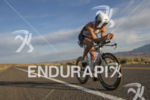 Kevin Collington at the  Ironman 70.3 St. George on May…