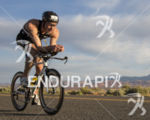 Andy Potts at the  Ironman 70.3 St. George on May…