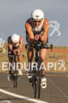 Greg Bennett at the  Ironman 70.3 St. George on May…