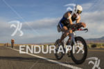 Christian Ritter at the  Ironman 70.3 St. George on May…