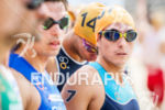 Gonzalo Raul Tellechea ready to start the swim at the…
