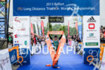 Melissa Hauschildt (AUS) wins the 2013 Belfort ITU Long Distance…