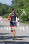 Emma-Kate Lidbury wins the 2013 Ironman 70.3 Kansas