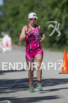 Danielle Kehoe at the 2013 Ironman 70.3 Kansas