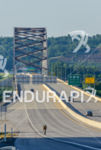 Over the bridge in Ohio at the 2013 Race Across…
