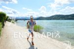 Andreas Raelert on the run at the Ironman Austria in…