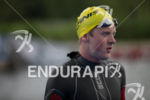 Henri Schoeman  (RSA) prepares for the sweim at the 2013…